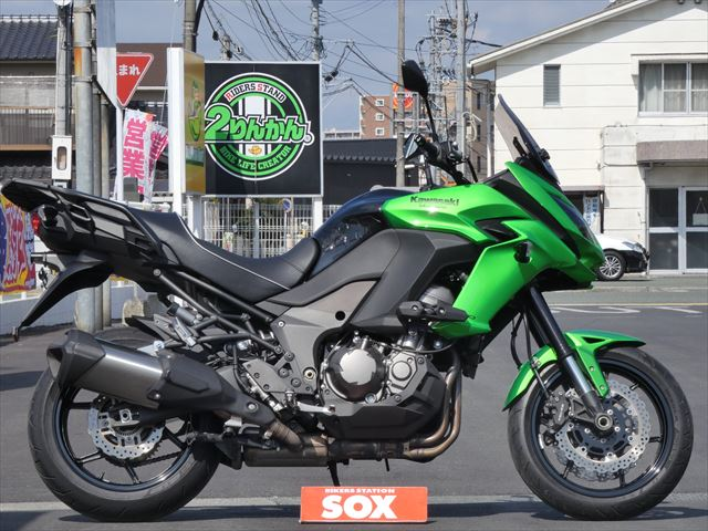 Versys1000 BRIGHT正規東南アジア仕様(カワサキ)